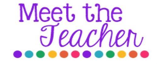 Image result for meet the teacher