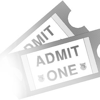 Tickets-Black and White