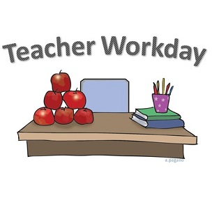 Image result for teacher work day