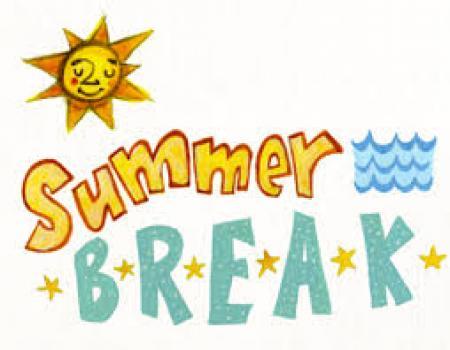 Image result for summer break school