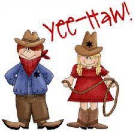 East Sandy Pta Western Wear And School Shirts Day