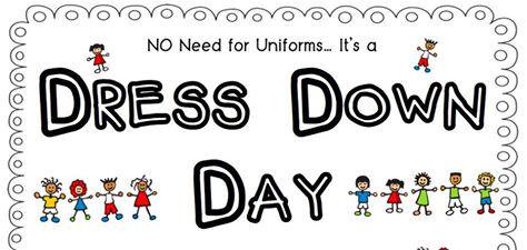 Image result for dress down day images