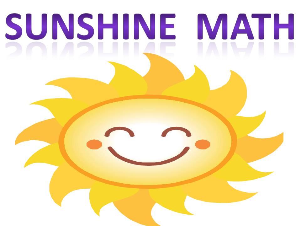 Math Worksheets sunshine math worksheets : Sunshine Math Worksheets & superstar math worksheets for grade 1 ...