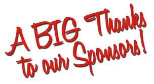 Thank You Sponsors
