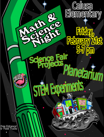 Math&Science Night 2020