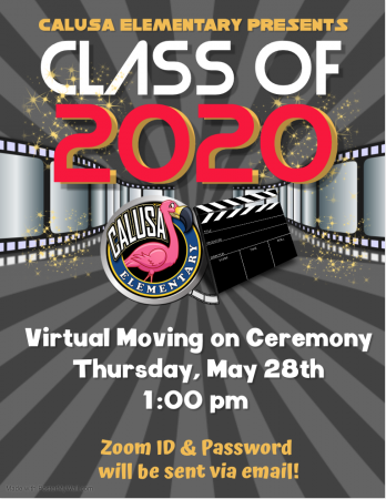 2020 Virtual Moving On Ceremony