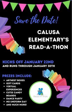 PTA Read-A-Thon 2021