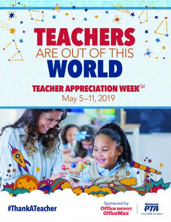 PTA 2020 Teacher Appreciation Week